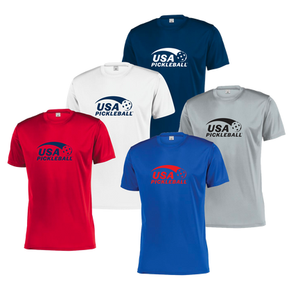 USA Pickleball Performance Tee - Youth