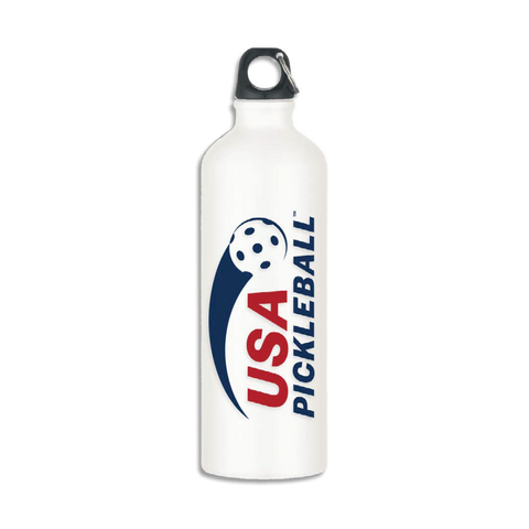 USA Pickleball 25 oz Water Bottle