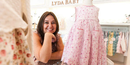 Veronica Sayan, Owner and CEO of LydaBaby