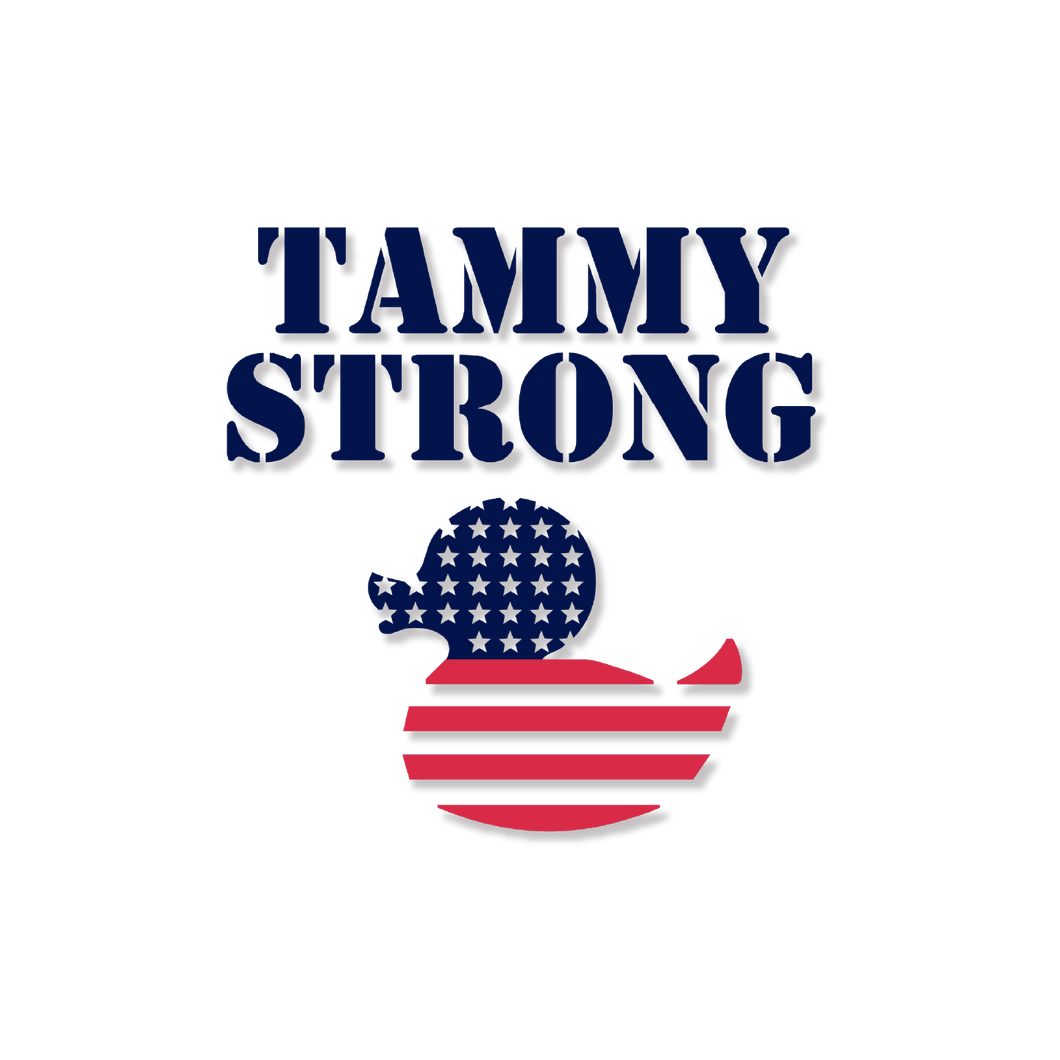 Tammy Strong Temporary Tattoo 10-Pack