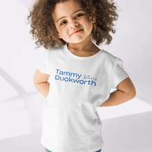 Load image into Gallery viewer, Tammy Duckworth for Senate Kids T-Shirt