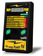50 Amp Power Pal RV campground power tester