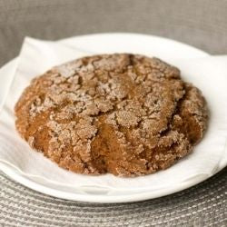 Large Ginger Molasses Cookie