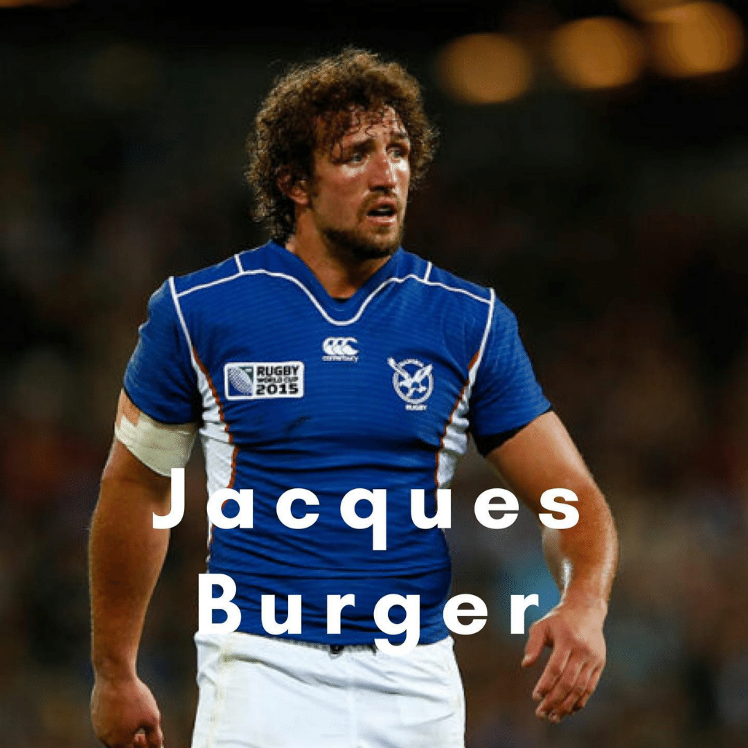 Jacques Burger Rugby Coffee