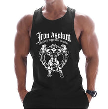 Load image into Gallery viewer, Men's Sleeveless Bodybuilding Tank Top. Perfect for the Gym and Fitness.