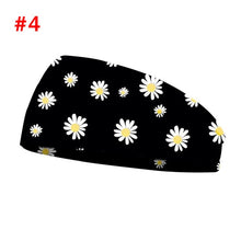 Load image into Gallery viewer, Tie  Cycling Yoga Sport Sweat Headband Women Sweatband For Men Women Yoga Hair Bands Head Sweat Bands Sports Safety