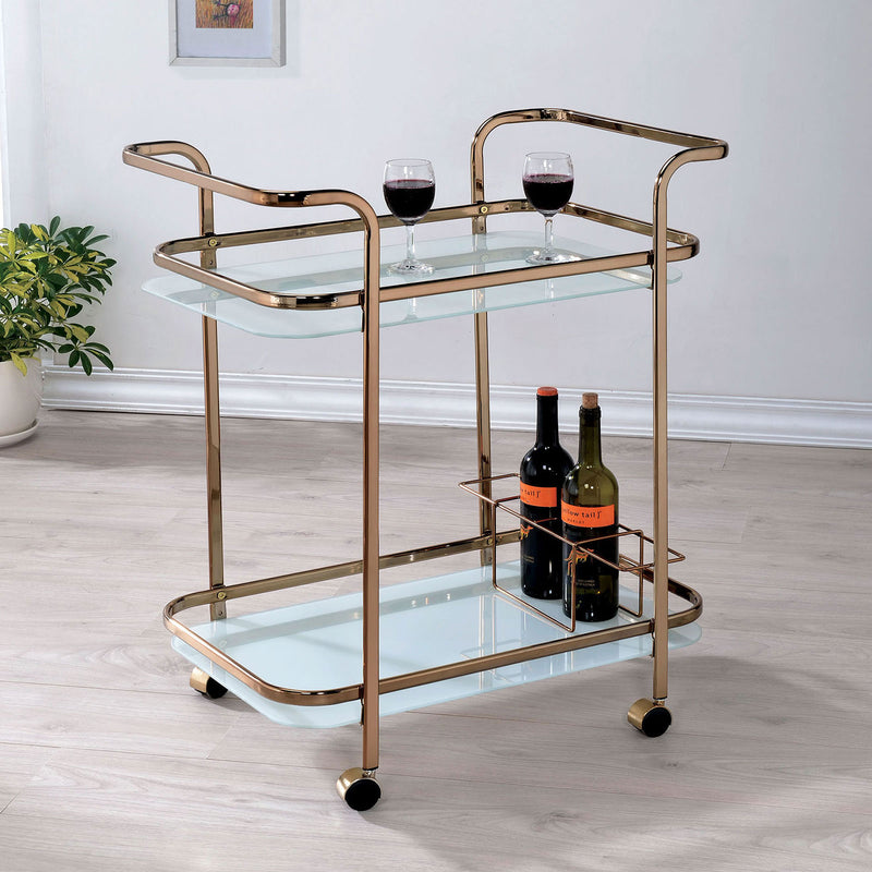 TIANA Champagne Serving Cart image