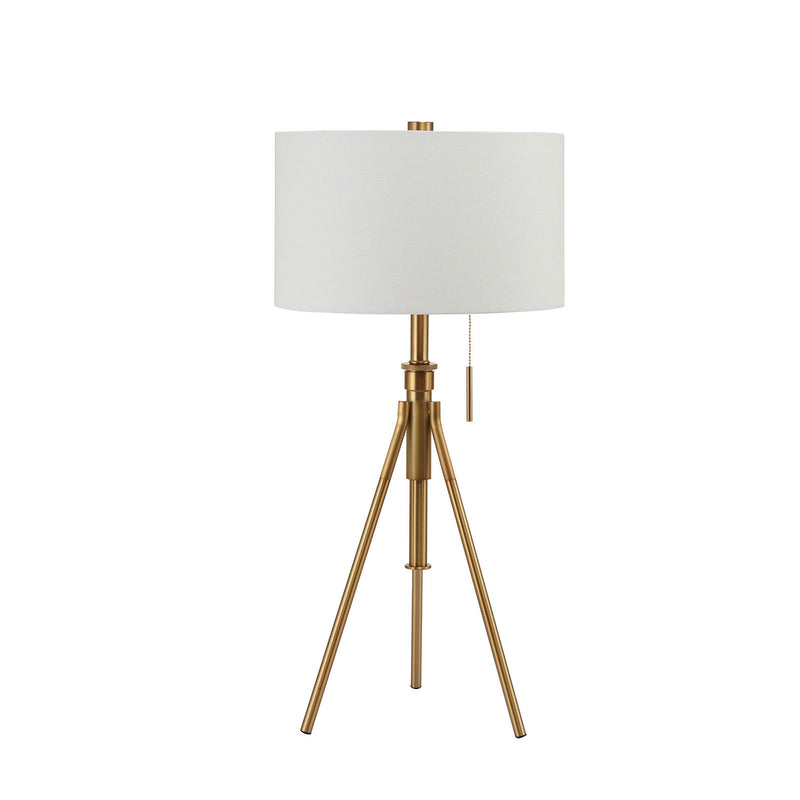 Zaya Stained Gold Table Lamp image