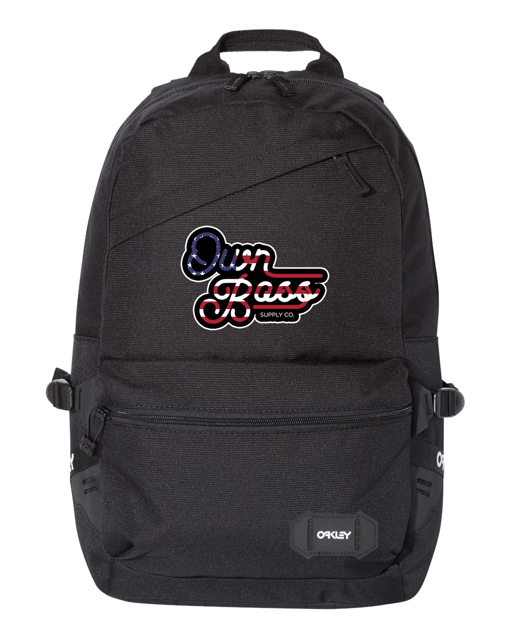 American flag oakley backpack