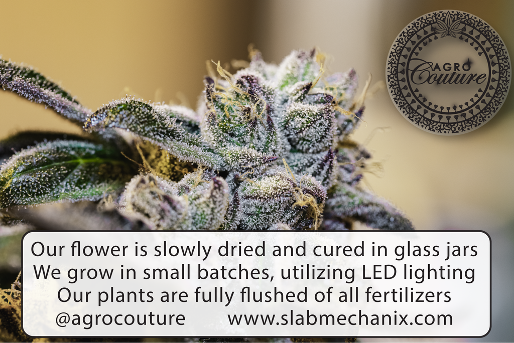 Agro Couture Cannabis Flower