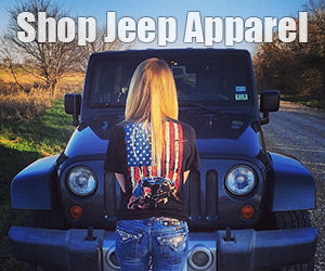 Shop Jeep Apparel