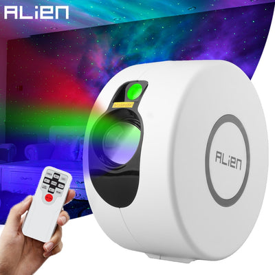 ALIEN Remote Star Galaxy Laser Projector Starry Sky - Best Creative Designs