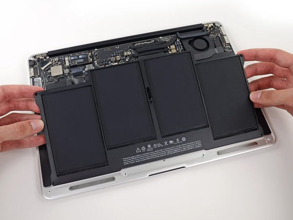MacBook Air A1466 Battery Replacement Sydney & Brisbane