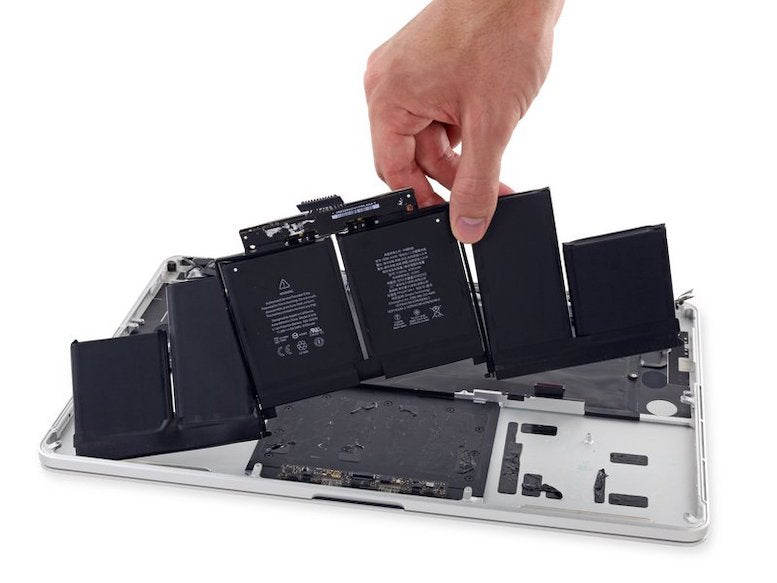 MacBook Pro A1398 Battery Replacement Sydney Brisbane