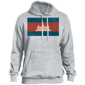 Open image in slideshow, Cambodia flag ST254 Pullover Hoodie