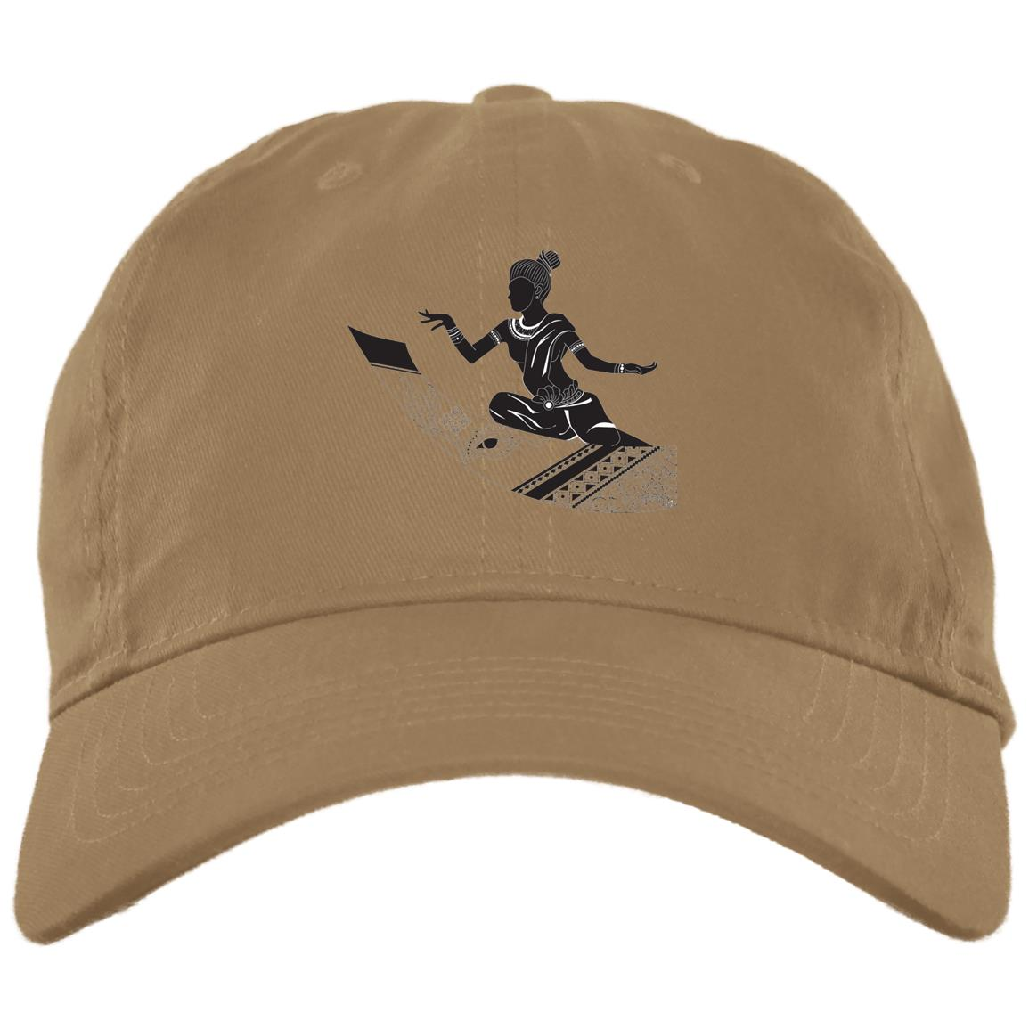 Water festival Cambodia BX001 Brushed Twill Unstructured Dad Cap