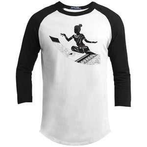Open image in slideshow, Water festival Cambodia YT200 Youth 3/4 Raglan Sleeve Shirt