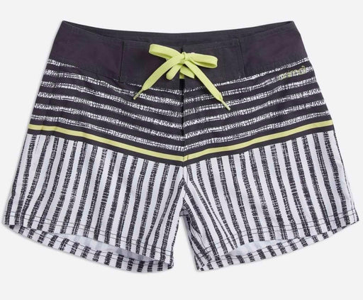 Animal Faren Boardshorts Filanium Grey/White - Boardworx