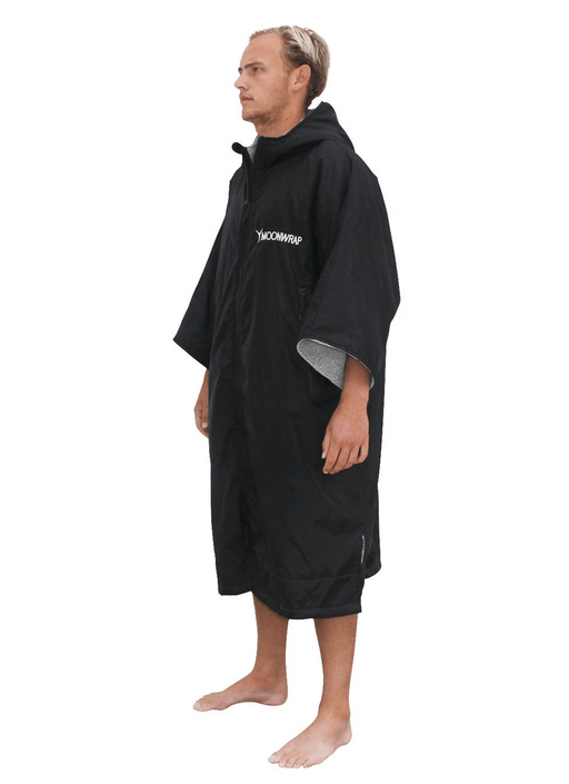 Waterproof Changing Robe Short Sleeve Frostfire Moonwrap