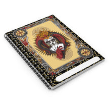 Load image into Gallery viewer, The Superlative Joker <br>Spiral Notebook - Lined