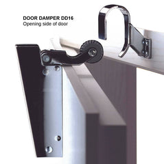Door Damper Check