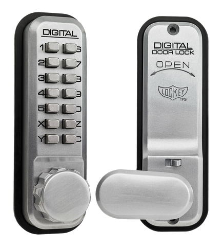 Lockey Digital Keyless Door Locks - Medium Duty