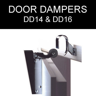 Door damper