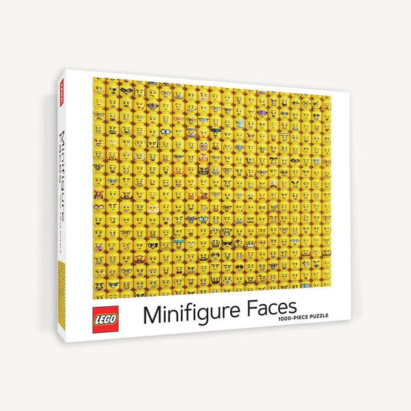 Minifigure Faces
