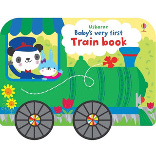 Baby's very first Train
