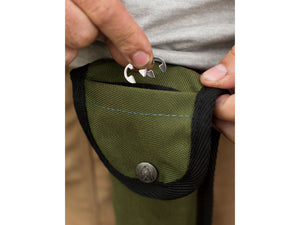 "21"" Olive Cordura Sheath"