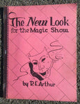 New Look For Your Magic Show-booklet