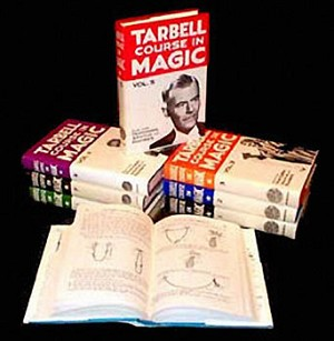 Tarbell Magic Course-complete 8 volumes