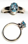 Himber Ring-Ladies-Topaz