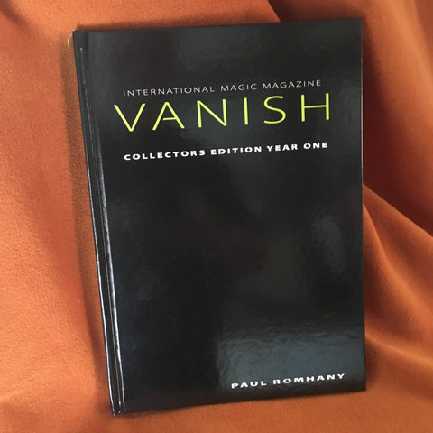 Vanish Magazine One Year Collection