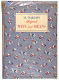 Ways and Means-Al Baker