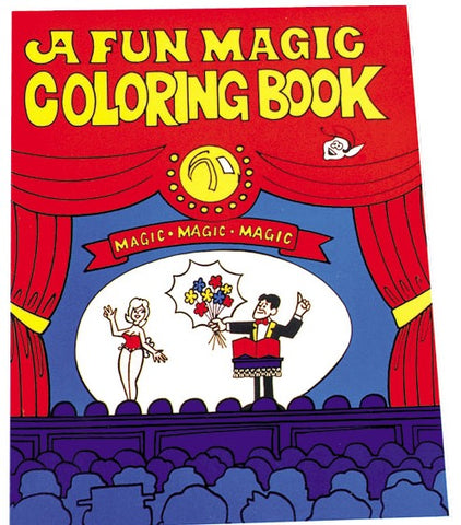Coloring Book-Magic