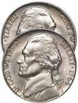Double sided Coin Double-head-nickel