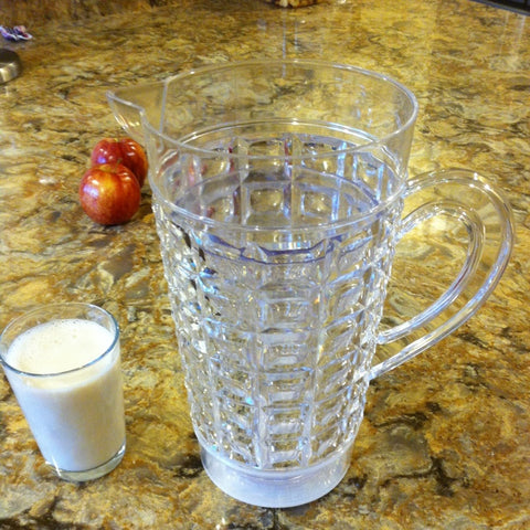 Milk Vanishing Pitcher