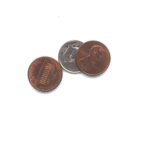 Penny and Dime set