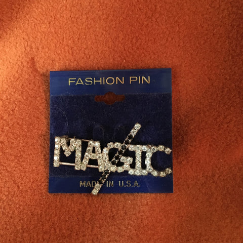 Lapel Pin-Magic