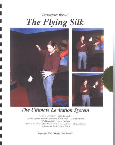 Flying Silk-Levitation Booklet
