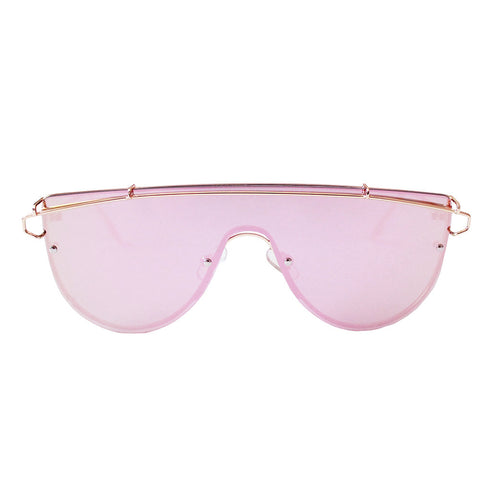 Alaska Sunglasses Rose gold