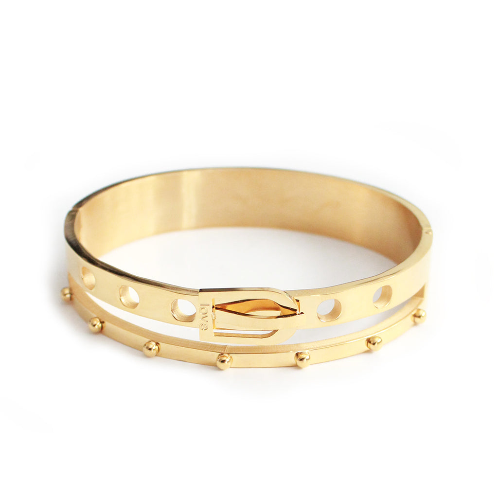 Amour Bangle Gold