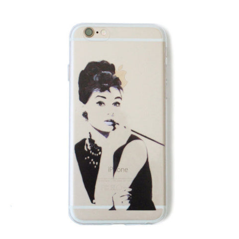 Audrey Case Iphone 6/6s plus - tee & ing.