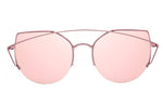 Cara Sunglasses Rose gold