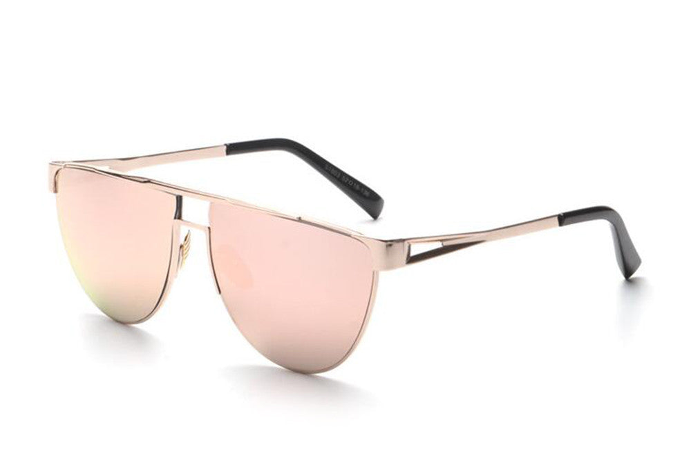 Cuba Sunglasses Rose Gold