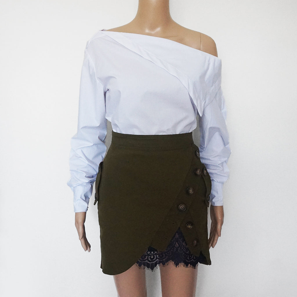 Piper skirt - Khaki