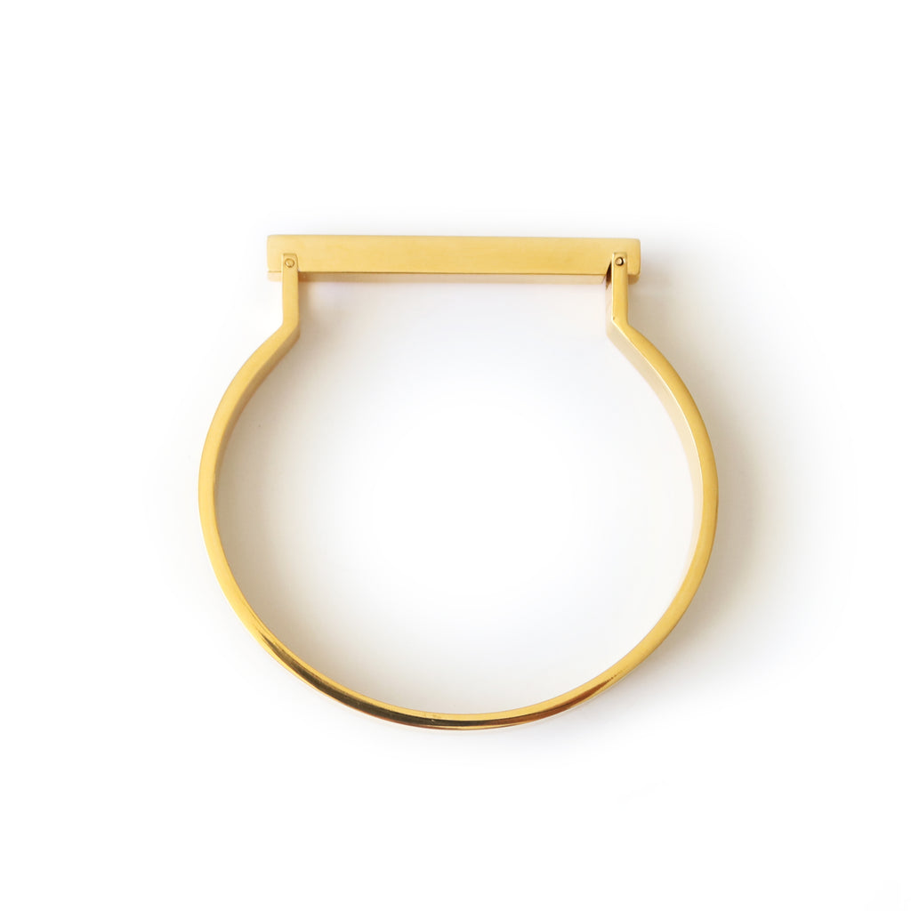 Derive Bangle Gold