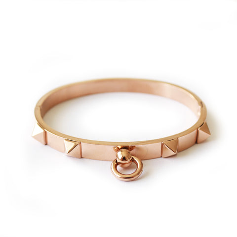 Elite Bangle Rose Gold
