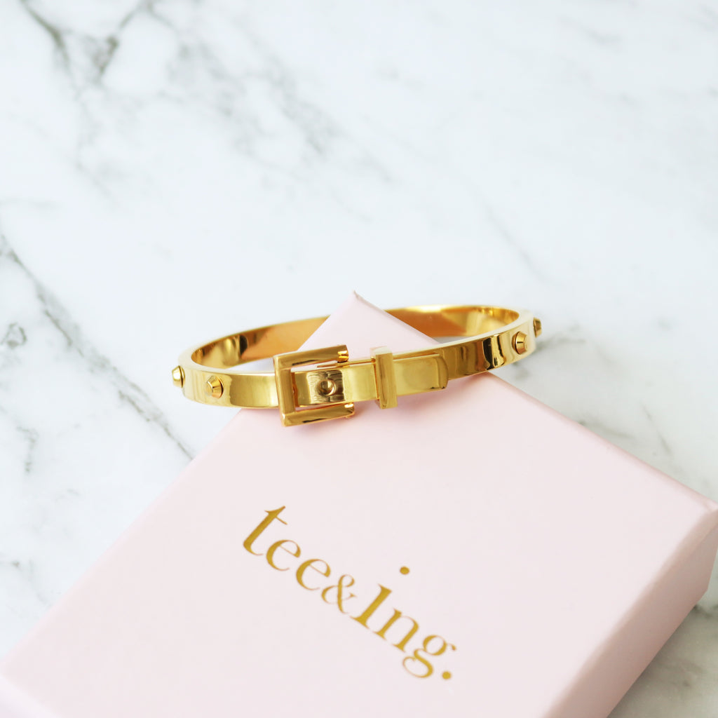Elixir Bangle Gold